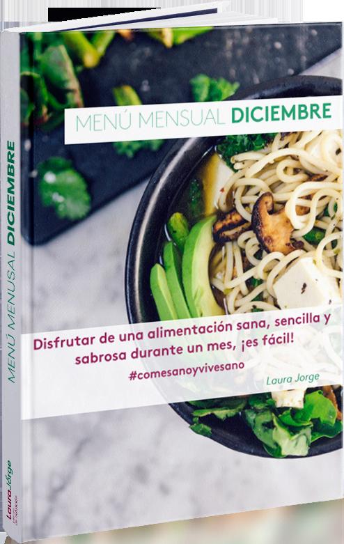 menu mensual