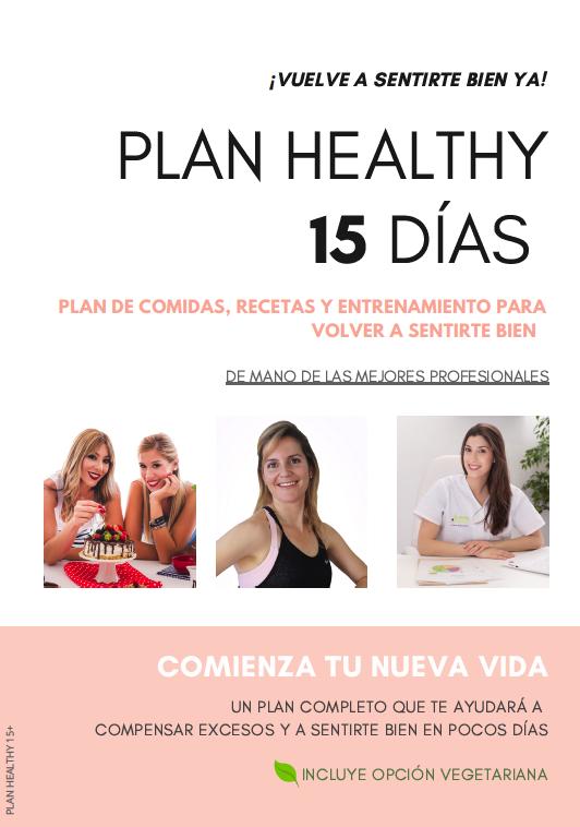 Plan Healthy 15 días