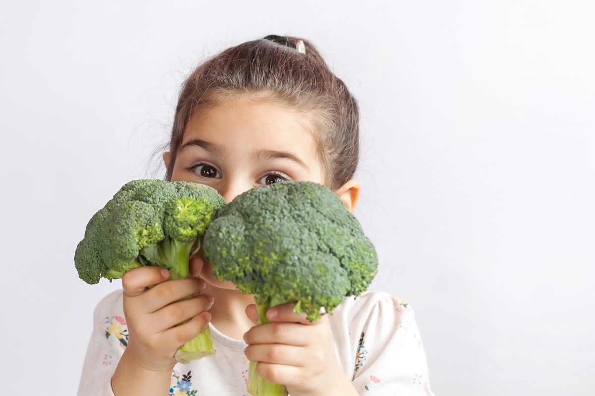 dieta niños
