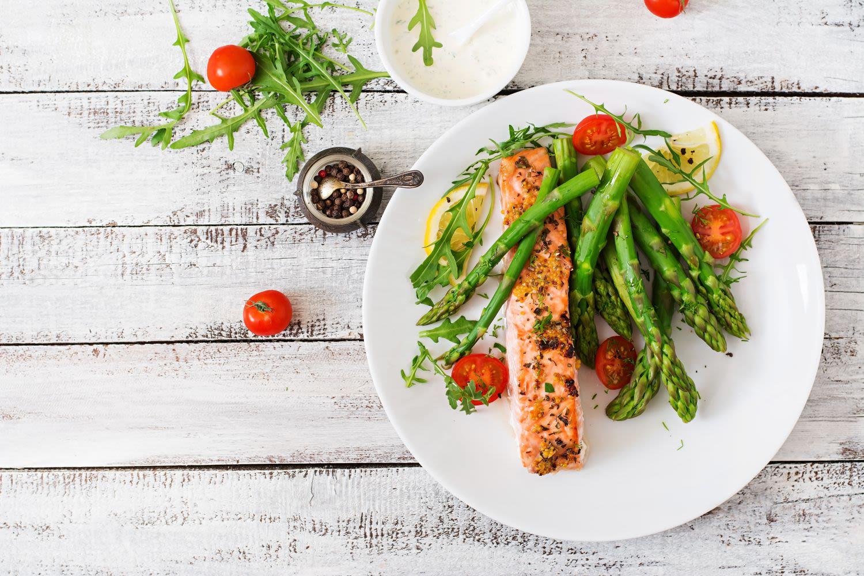 de cenas saludables