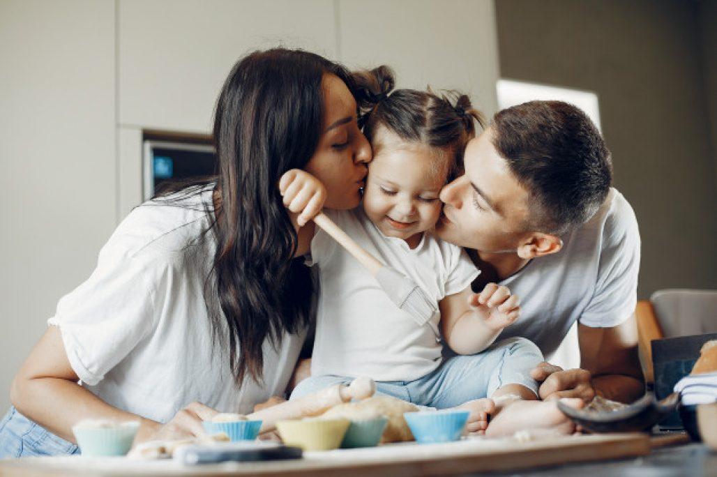 nutrición en familia