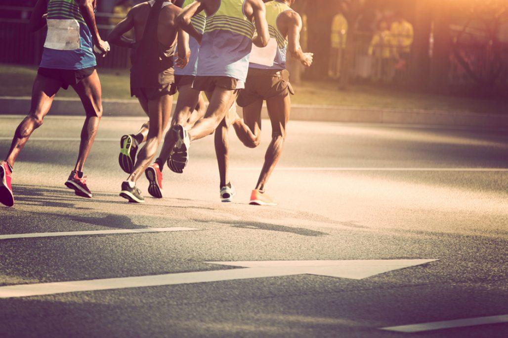 preparación del maratón